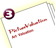 Receive Your Art Valuation by Email